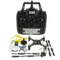 Drone DM 002 DM002 DIY Rakitan Camera 5.8GHZ FPV murah 600TVL