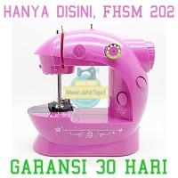 Jual Mesin Jahit Portable, Mesin Jahit Mini, Tipe FHSM-202 UNGU BERGARANSI Murah