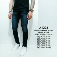 Celana Super Skinny Jeans/Celana Pensil/Jeans Pria Harga Distributor