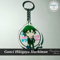 Gantungan Kunci Hikigaya Hachiman - Oregairu