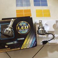LED headlamp H4 Philips MZ