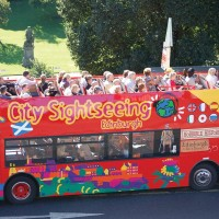 Tiket Hippo Hop On Singapore Anak - Sightseeing City Tour
