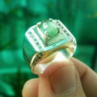 Jual Green Safir Top Luster bak Zamrud Columbia Murah