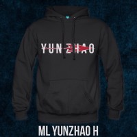 Hoodie Mobile Legends Yun Zhao