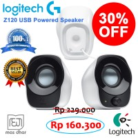 Sound Komputer Logitech Z120 Computer Mini Speaker VS005