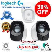 Sound Komputer Logitech Z120 Computer Mini Speaker VS005