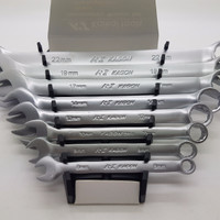 Jual Kunci RING - PAS Set 8 Pcs 6-22 MM / Combination Wrench Set Cuci Gudan Murah