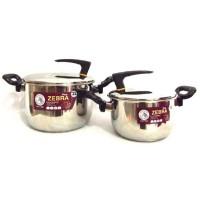 Zebra 4pcs Cookware Set Irest II Plus IR4-257 185257