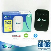 Jual MODEM MIFI XL GO FREE 60GB WIFI MOVIMAX MV003 Murah