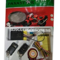 Alarm Motor Anti Maling Merk Panastar