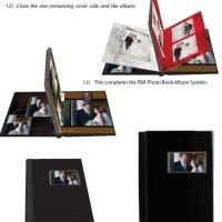 Mesin Pembuat Album PhotoBook & Profesional Magazine Digital Foto BARU