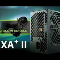 FSP HEXA+ II 400W 80+ / FSP HEXA PLUS II 400W 80+ - Garansi 2 Tahun