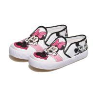 Sepatu Anak Perempuan - Lucu Motif Micky Hellokitty Cropi - Kets Bsm