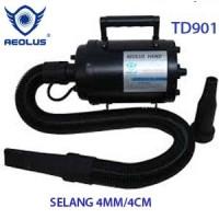 pet blower aeolus TD901 pengering bulu hand dryer kucing anjing td 901