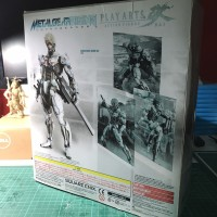 Jual Play Arts Kai Raiden White Version, Muluss Murah