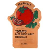 Tony Moly I'm Real Tomato Mask Sheet - Radiance