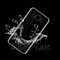 Clear Case Jelly Silicone Casing Samsung Galaxy S6 S7 Edge S8 S8 Plus