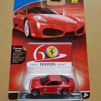 Hot Wheels Ferrari Racer 456M (Red White)
