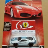 Hot Wheels Ferrari Racer F40 (White)