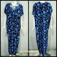 PO Gamis Baju Muslim Kebaya Dress Blouse. Terima Jahit Free Bahan