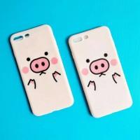 piggy case for hp iphone 5 5s se 6 6s 6+ 6s+ 7 7+ oppo f1s