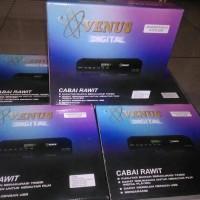Jual Set Top Box DVB - T2 Venus Cabai Rawit - versi baru Murah