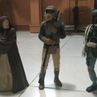 Jual Action Figure Star Wars obi wan kenobi bobba fett Murah
