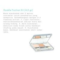 Wardah Double Function Kit Concealer Base Eyeshadow Wardah thumbnail