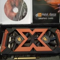 VGA RX 570 DIGITAL ALLIANCE 4GB DDR5 MINING/GAMING