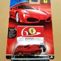 Hot Wheels Ferrari Racer 333 SP (Red 13)