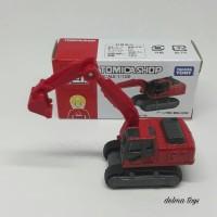 Tomica Shop Komatsu Excavator PC 200-10