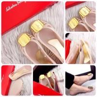 Sepatu Salvatore Ferragamo Jelly | sepatu import | sepatu branded