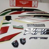 striping sticker fino 2015 sport full set