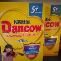 Jual Dancow 5+ Vanila 800g box Murah