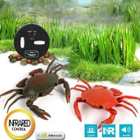 RC CRAB REMOTE CONTROL ANIMAL KEPITING MAINAN REMOTE KADO ANAK www