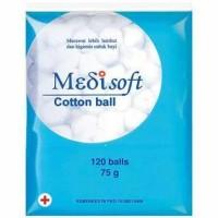 Jual Medisoft Cotton Ball Murah