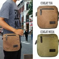 Tas Kanvas Selempang Model 690 A359