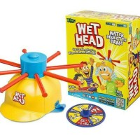 PERMAINAN SERU WATER ROULETTE WET HEAD GAME