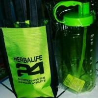 Jual Botol Hlf Singapore-murah 2 liter (Gratis tas dan sikat sedotan) Murah