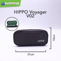 Hippo Voyager V02 Travel Bag ( Tas Power Bank )