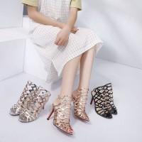 Sepatu Steve Madden Slithur Heels | sepatu import | sepatu branded