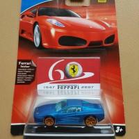 Hot Wheels Ferrari Racer F512M (Blue)
