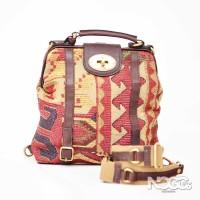 Fossil Vintage Reissue Etnic Patchwork Shoulderbag