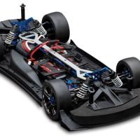 RC Mobil Remote Traxxas XO-1 1:7 (the world fastest RTR RC Car) 2.4Ghz