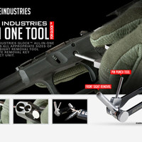 Strike Industries All In One Tool for Glock