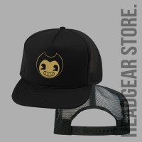 Topi Trucker Bendy And The Ink Machine e5c4daebac