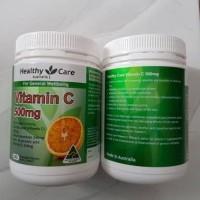 Healthy Care Vitamin C 500 mg 500 Tablet Kunyah