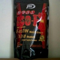 Pro Hybrid ISO-FX 100% Isolate / PH Nutrition / 4 lbs Limited Edition