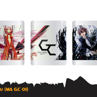 Gelas Anime Inori X Shu MA GC 01 Bisa Custome