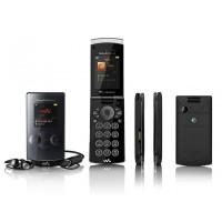 Sony Ericsson W980 Hitam Lengkap